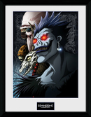DEATH NOTE - Collector Print 30X40 - Shinigami