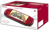 Console PSP Slim & Lite Rouge (3004)