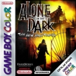 Alone in the Dark : The New Nightmare - Game Boy Color