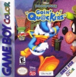 Donald Couak Attack - Game Boy Color