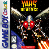 Yars'Revenge - Game Boy Color