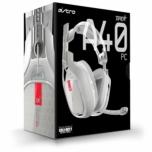 Casque Filaire Gaming ASTRO : A40 TR Blanc - XBOX ONE