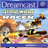 Star Wars épisode 1 Racer - Dreamcast
