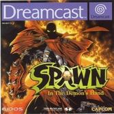 Spawn In The Demons Hand - Dreamcast