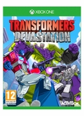 Transformers Devastation - XBOX ONE