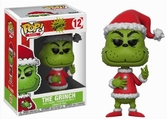 THE GRINCH - Bobble Head POP N° 12 - Santa Grinch