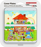 Coque Animal Crossing Happy Home Designer 62 - New 3DS