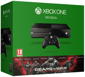 Console Xbox One 500 Go + Gears of War Ultimate