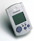 Carte Visual Memory - Dreamcast