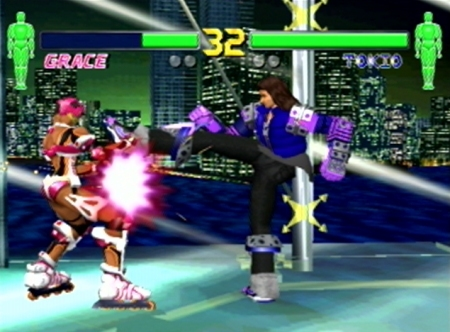 Fighting Vipers 2 - Dreamcast : Référence Gaming
