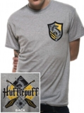 T-shirt Harry Potter : Maison Poufsouffle - XXL