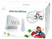 Console Wii - pack Mario Kart