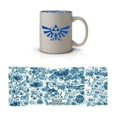 ZELDA - Coffee Mug 600ml Exclusive Inside Print