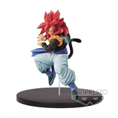 DRAGON BALL Z - Figurine Scultures - BB7 SPECIAL - S.S.4 Gogeta - 14cm