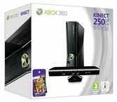 Console XBOX 360 250 Go + Kinect + jeu Kinect Adventures