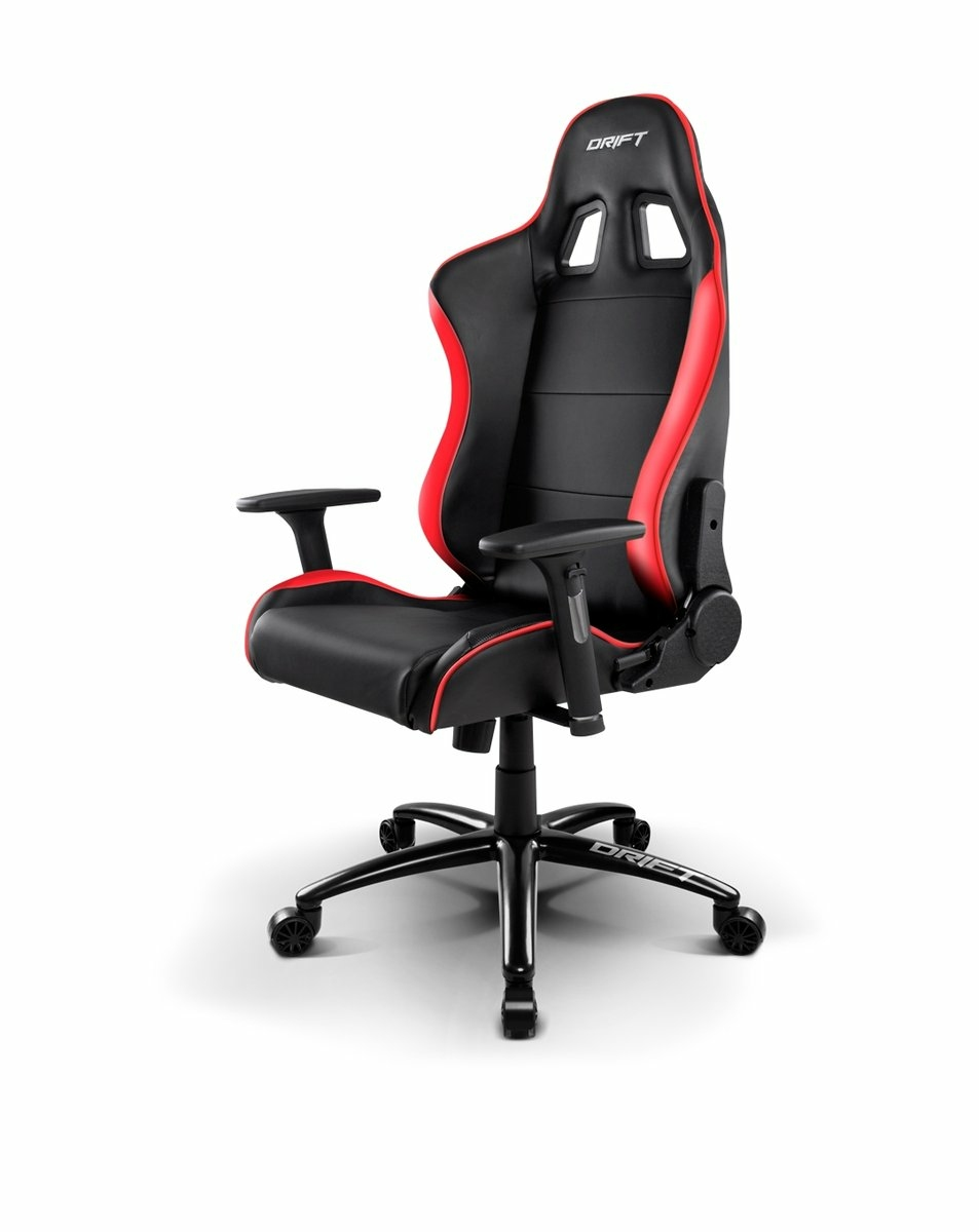 Dr200 Drift RougeRéférence Chaise Noire Gaming HEDYIeW92b
