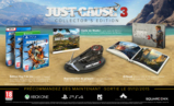 Just Cause 3 édition collector - PS4