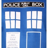 DOCTOR WHO - Sweat Police Box (M)