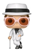 POP ROCKS - Bobble Head POP N° - White Suit Elton John