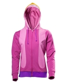 ADVENTURE TIME - Princess Bubblegum Inspired Cosplay Hoodie (S)
