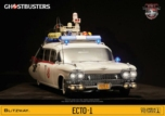 GHOSTBUSTERS : Cadillac 1959 ECTO-1 - 116cm