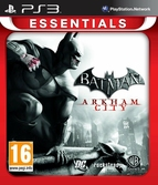 Batman Arkham City Éssentials - PS3