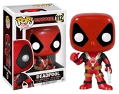 MARVEL - Bobble Head POP N° 112 - Deadpool Thumb Up