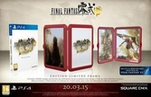 Final Fantasy type 0 HD Edition Frame PS4 - PS4