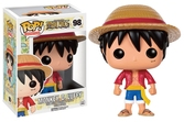 Figurine POP ONE PIECE N° 98 : Monkey D. Luffy
