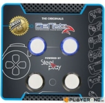 STEEL PLAY - Grips Geltabz Universels Pour Stick (4 Pces)
