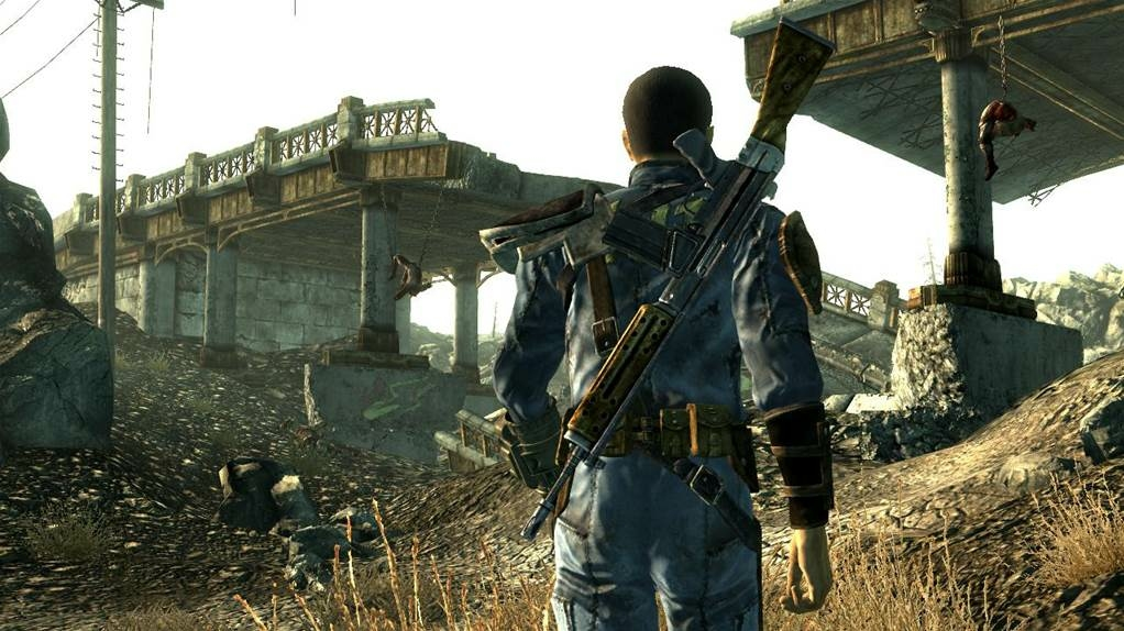 Fallout® 3 on PS3 | Official PlayStation™Store US