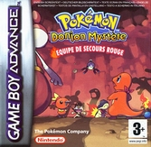 Pokémon Donjon Mystère : Equipe de Secours Rouge - Game Boy Advance