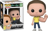 Figurine POP RICK AND MORTY N° 340 - Sentinent Arm Morty