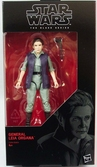 Figurine STAR WARS Black Series épisode 7 - 52 General Leia Organa