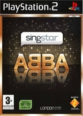 Singstar ABBA - Playstation 2
