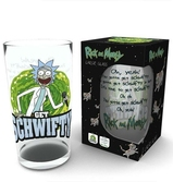 RICK & MORTY - Large Glasses 500ml - Get Schwiffy