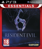 Resident Evil 6 Essentials - PS3