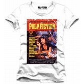 PULP FICTION - T-Shirt Poster (S)