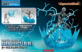DRAGON BALL Z - Model Kit - Aura Effet Bleue