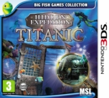 Hidden Expedition Titanic - 3DS