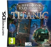 Hidden Expedition Titanic - DS