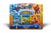 Skylanders Giants Zap + Scorpion Striker + Hot Dog