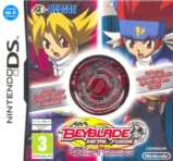 Beyblade metal fusion : Cyber Pegasus + toupie - DS