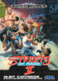 Streets of rage 2 - Mégadrive