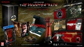 Metal Gear Solid V The Phantom Pain édition collector - PS4