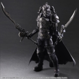Figurine FINAL FANTASY XII - Gabranth Play Arts Kai - 28cm
