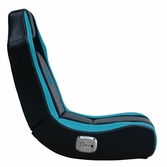 Chaise Sol Gaming X-Rocker Wraith Junior 2.0
