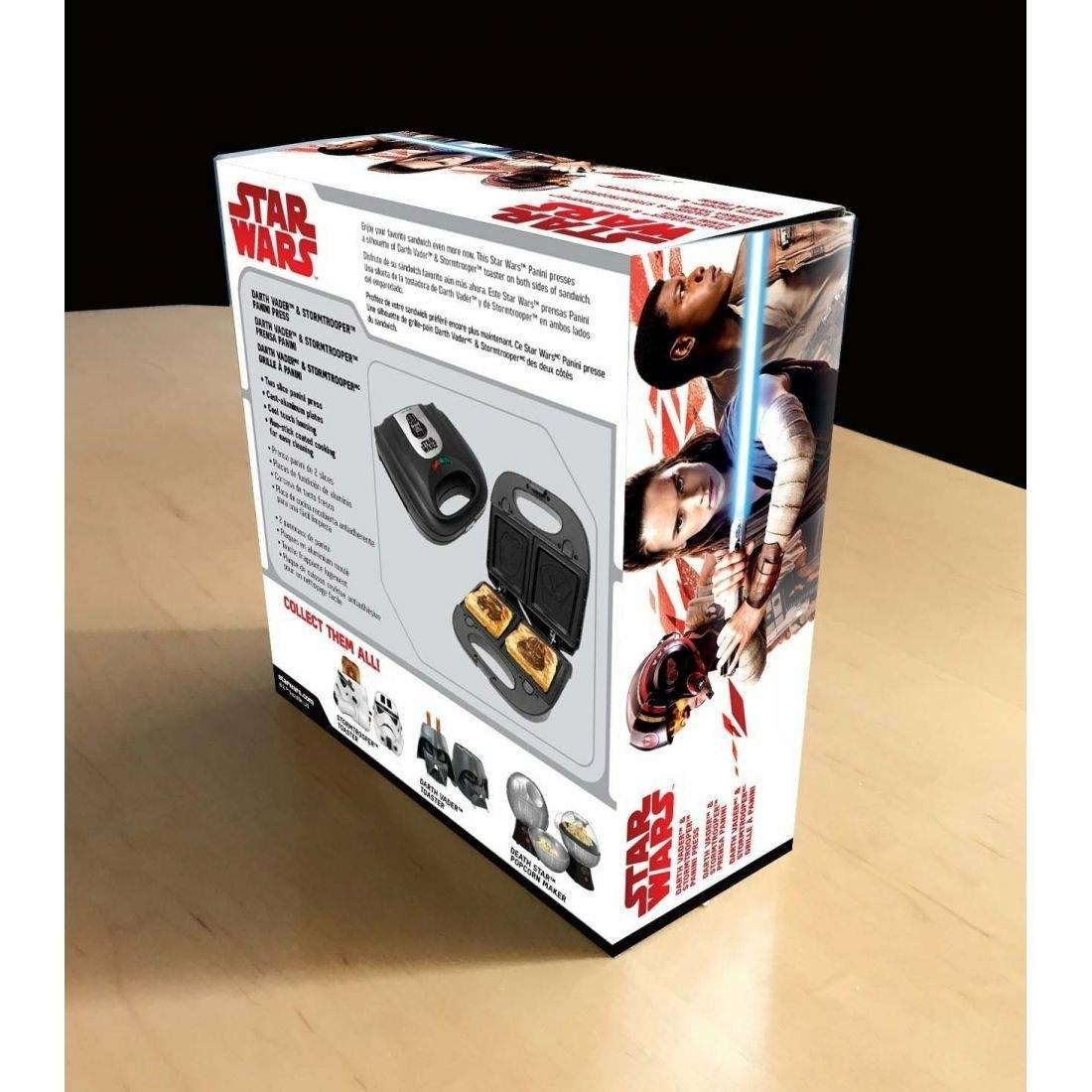 Toaster Star Wars Dark Vador Pangea Brands R 233 F 233 Rence