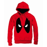 DEADPOOL - MARVEL - Sweat Eyes - Rouge (XL)