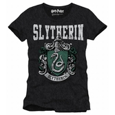 HARRY POTTER - T-Shirt Slytherin School - Grey (L)